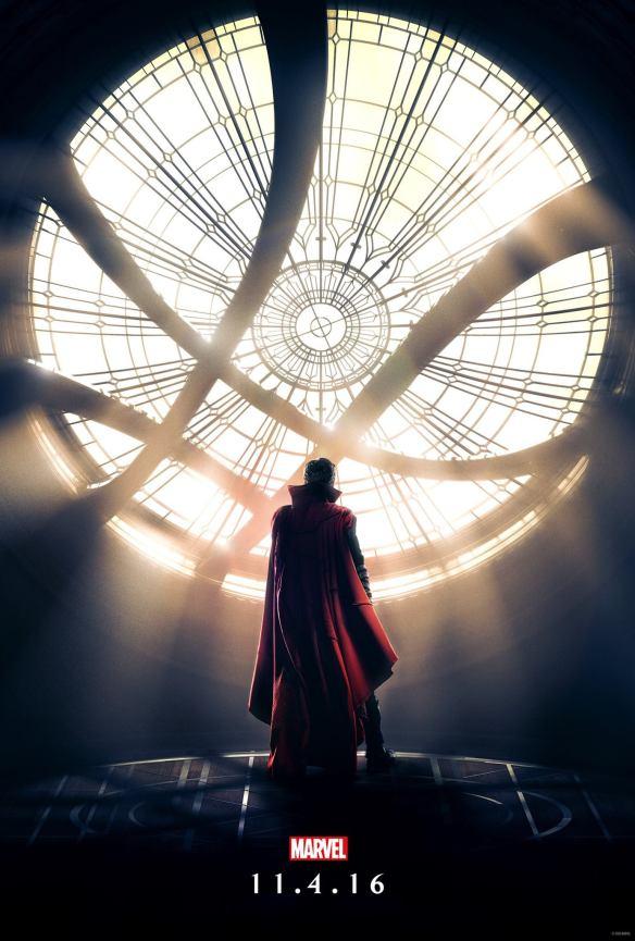 Afiche de Doctor Strange