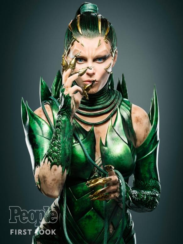 Elizabeth Banks en Power Rangers