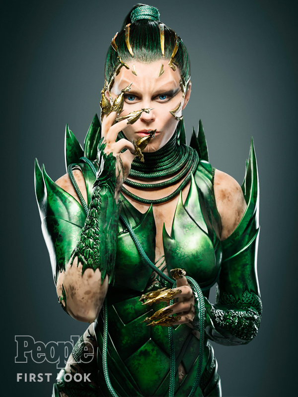 Elizabeth Banks en Power Rangers