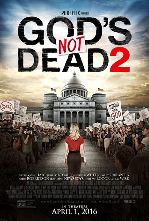 Gosd Not Dead 2