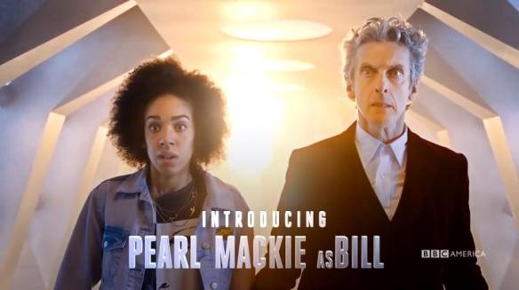 La nueva compañante del Doctor Who