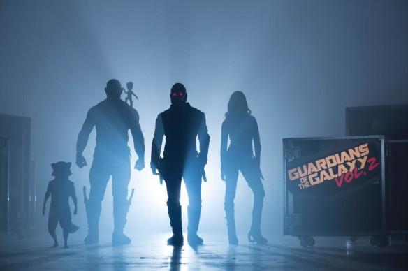 Primera imagen oficial de Guardianes de la Galaxia Vol. 2