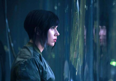 Scarlett Johansson - Ghost in the Shell