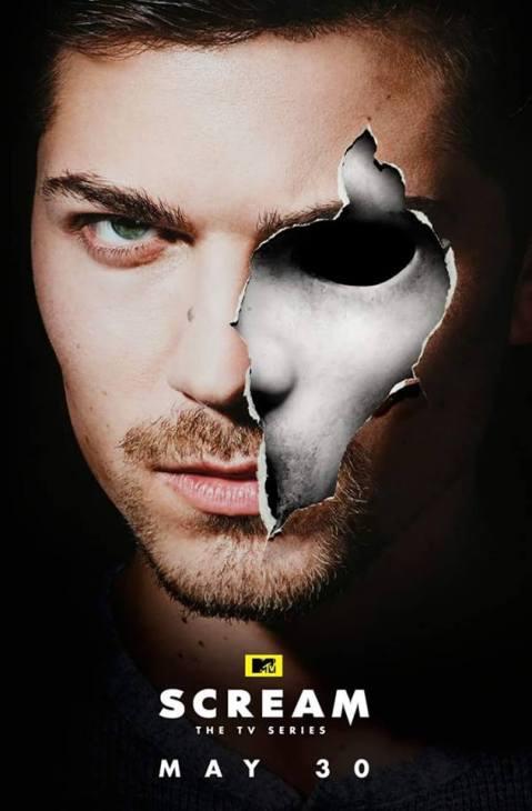 Afiche de la 2da temporada de Scream 3