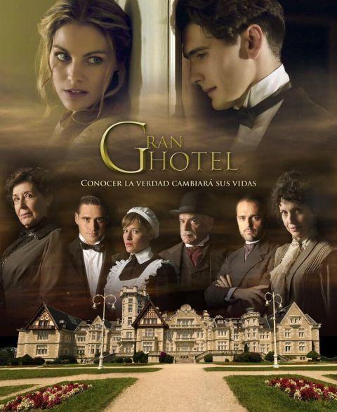 Afiche Gran Hotel