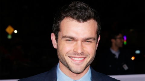 Mandatory Credit: Photo by Jim Smeal/BEI/Shutterstock (5579739bb) Alden Ehrenreich 'Hail, Caesar!' film premiere, Los Angeles, America - 01 Feb 2016