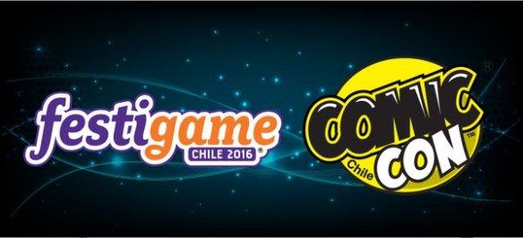 Festigame - Comic-Con Chile