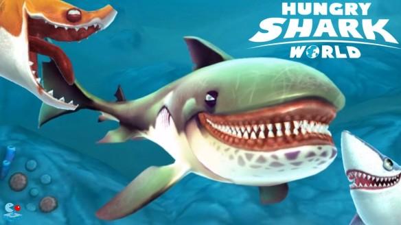 Hungry Shark World 1
