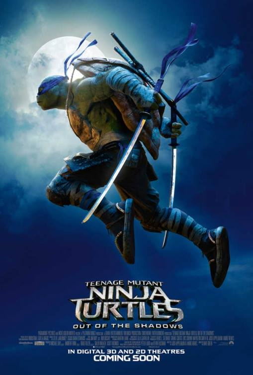 Las Tortugas Ninjas 2