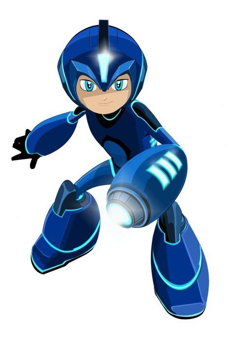Serie de Megaman