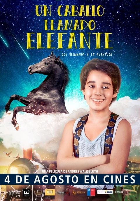 Un Caballo Llamado Elefante - Roberto