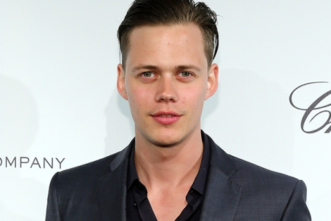 CANNES, FRANCE - MAY 19: Actor Bill Skarsgard attends The Weinstein Company Party in Cannes hosted by Lexus and Chopard at Baoli Beach on May 19, 2013 in Cannes, France. (Photo by Neilson Barnard/Getty Images for The Weinstein Company)