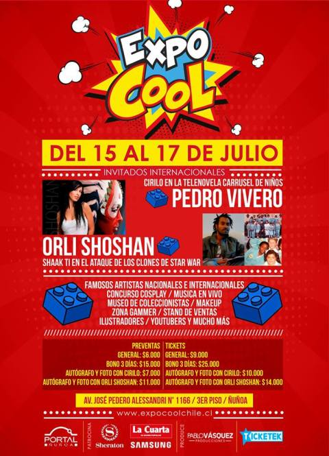 Expo Cool 1