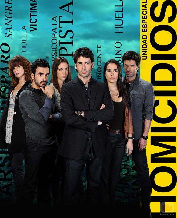 Homicidios - afiche 1