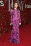 Laura Benanti viste Oscar de la Renta