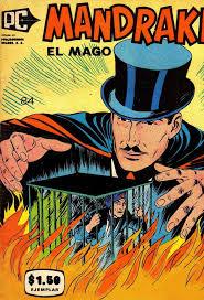 Mandrake el Mago