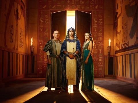 Miniserie El Rey Tut History Channel