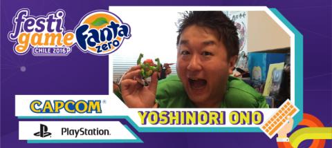 Yoshi Onori Ono Festigame