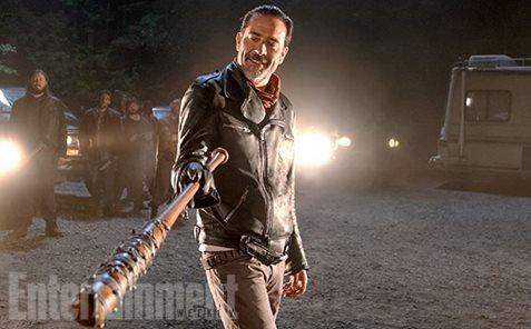 1ra imagen promocional de la 7ma temporada de The Walking Dead 1