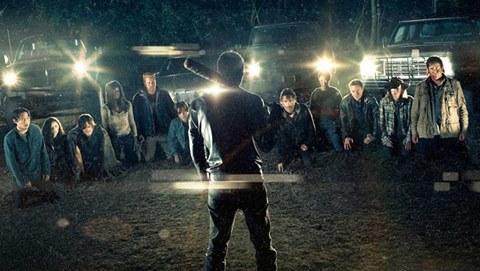 1ra imagen promocional de la 7ma temporada de The Walking Dead