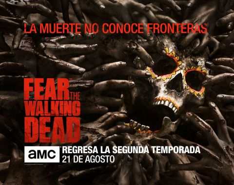 2da temporada de Fear the Walking Dead