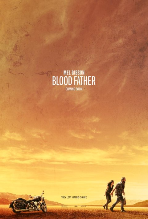 Afiche Blood Father