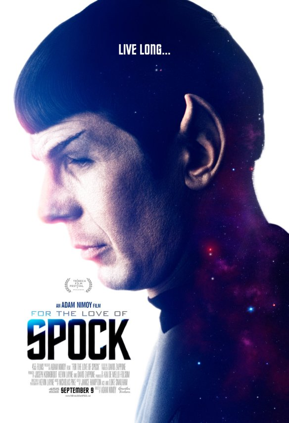 Afiche de For the Love of Spock