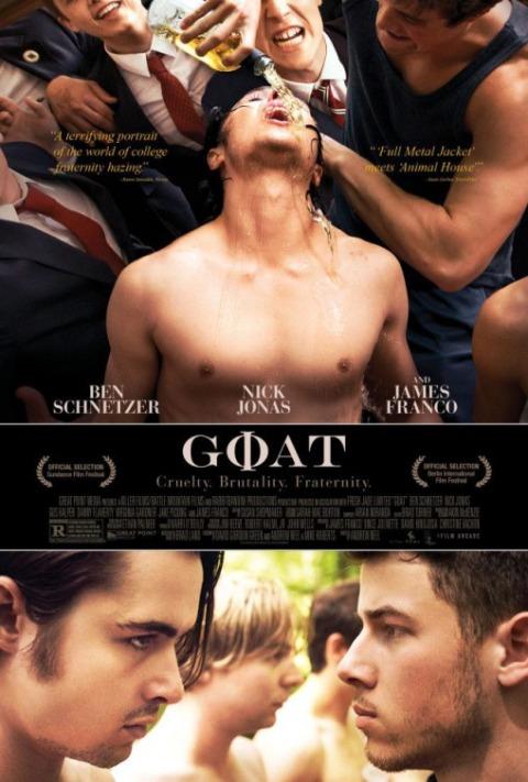 Afiche Goat