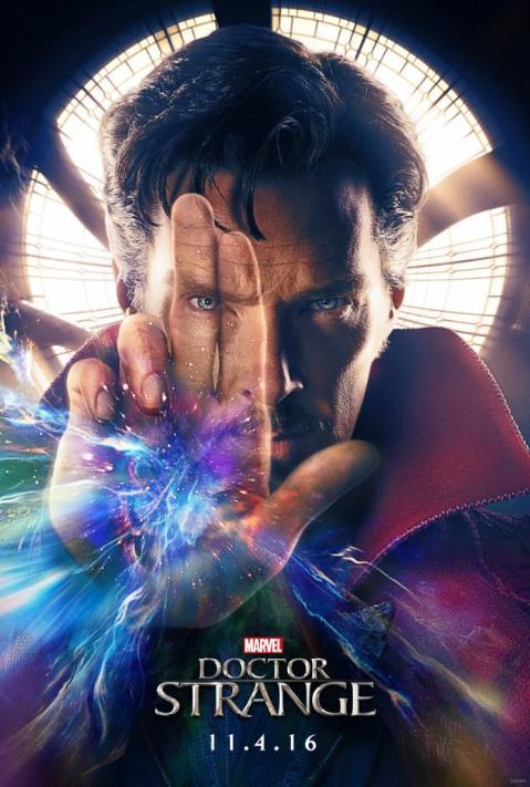 Doctor Strange afiche