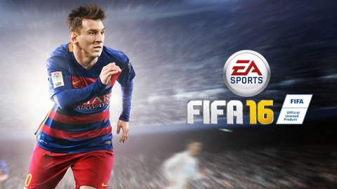 FIFA16 Messi