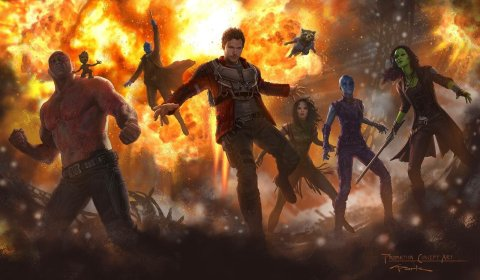 Guardianes de la Galaxia Volumen 2