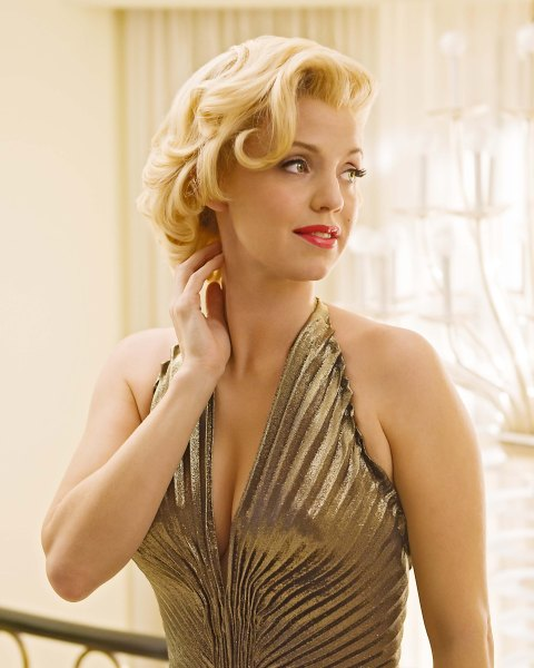 """ MARILYN "" Photo Philippe Bosse / Lifetime"
