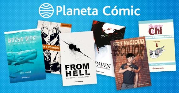 Planeta Comic Chile