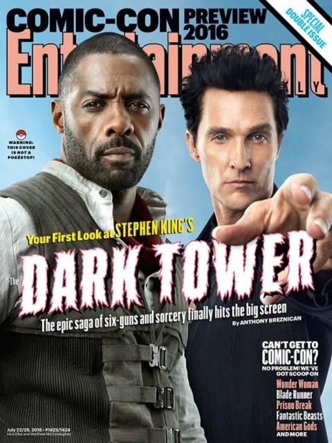 Portada EW La Torre Oscura