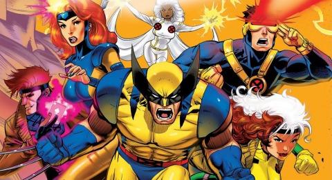 X-Men Cartoon