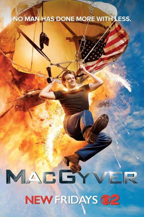 Afiche de MacGyver