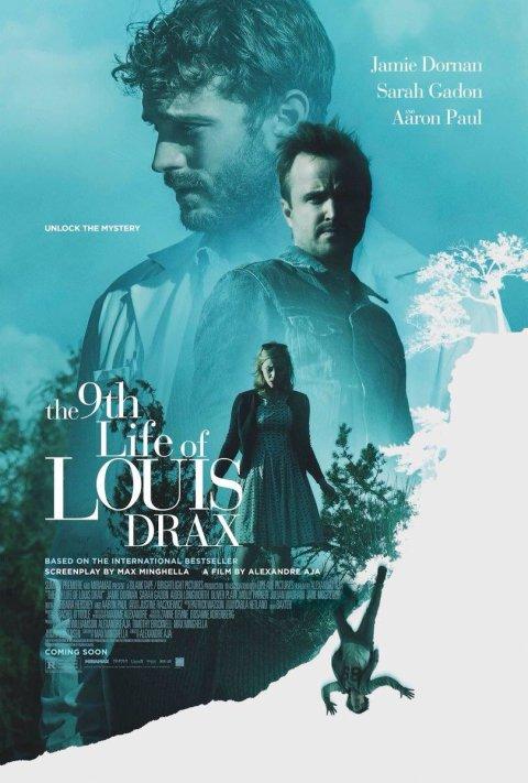 Afiche Las 9 Vidas de Louis Drax 03