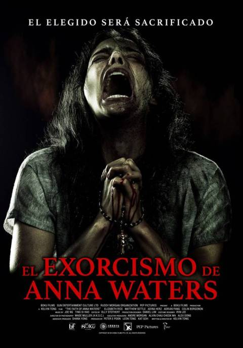 EL EXORCISMO DE ANA WATERS