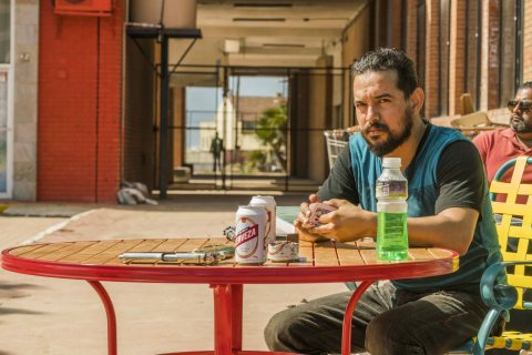 Alejandro Edda as Marco Rodriguez - Fear the Walking Dead _ Season 2, Episode 9 - Photo Credit: Richard Foreman Jr/AMC