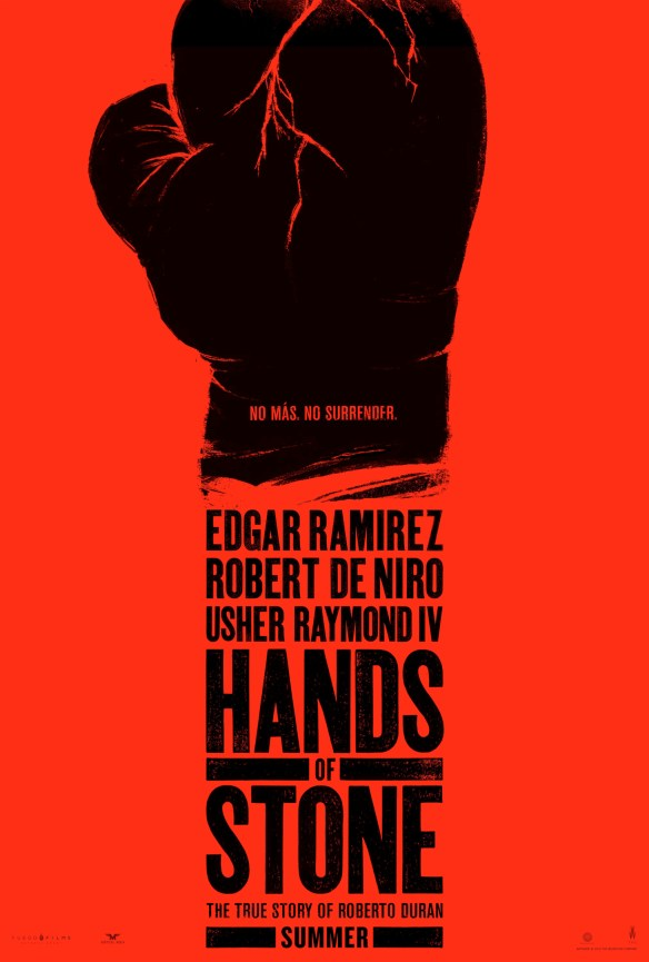 Hands of Stone afiche