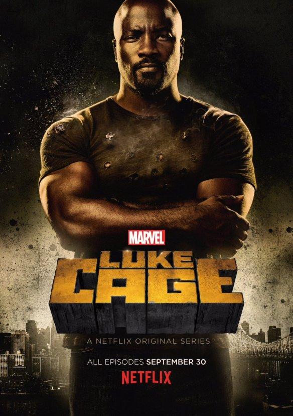 Luke Cage afiche