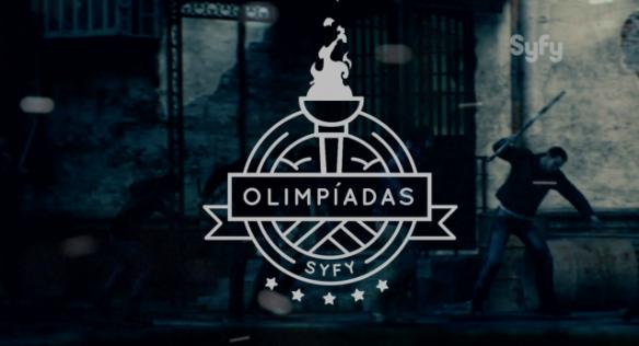 Olimpiadas Syfy