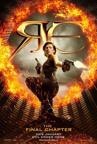 Resident Evil El Capítulo Final