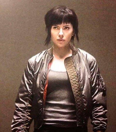 Scarlett Johansson llega en una nueva imagen de Ghost In The Shell