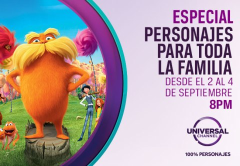 Especial Universal Channel