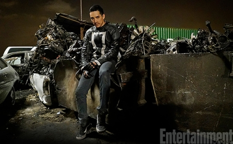 Gabriel Luna - Ghost Rider