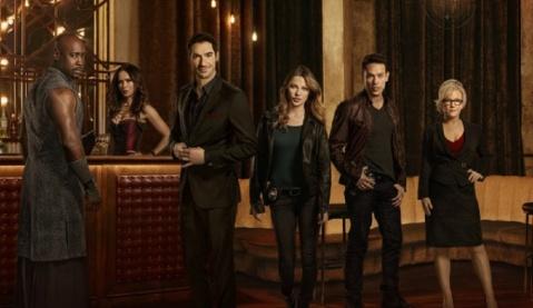 @universalctv: La serie Lucifer llega a Universal Channel este 20 de Septiembre