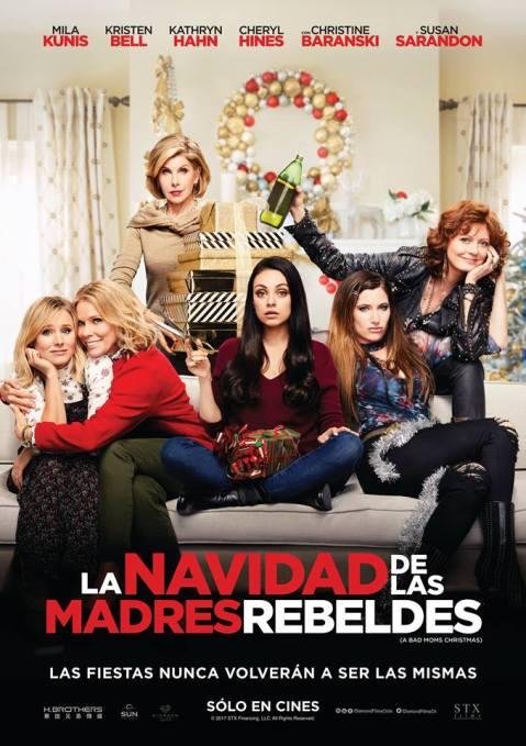 La Navidad de las Madres Rebeldes se estrena en Chile el 30 de Noviembre