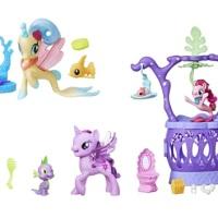 Hasbro presenta toda la colección de juguetes de My Little Pony: La Película