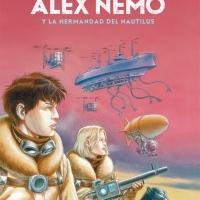 Reseña: Álex Nemo y la Hermandad del Nautilus